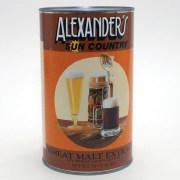 Alexander's Wheat Malt Extract