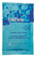 Safale S-04 Ale Yeast - 11.5 grams