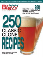 250 Classic Clone Recipes (Brew Your Own Magazine)