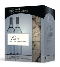Cru International Wine Kit