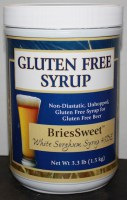 Briessweet™ White Sorghum Syrup 45 HM - 3.3 lbs.