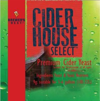 CIder House Select Cider Yeast  9 gram