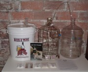 Five Gallon Concentrate/Juice Winemaking Kit