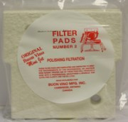 Medium Pads for Mini-Filter (3)