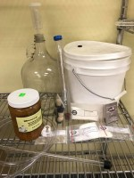 new7 one gallon mead kit